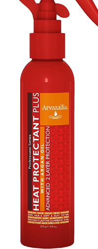 Arvazallia Heat Protectant Plus with Argan Oil