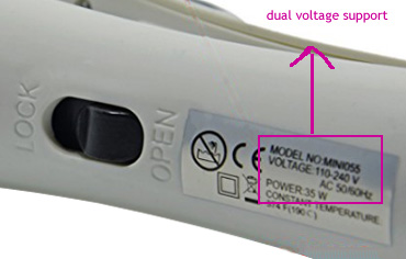 dual-voltage-support