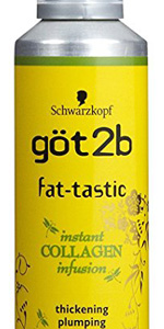 got2b fat-tastic Collagen Infusion Mousse