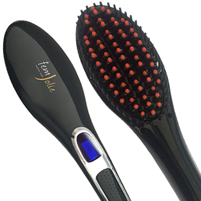FemJolie Hair Straightening Brush
