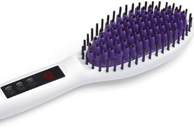 InStyler Ceramic Hair Straightening Brush