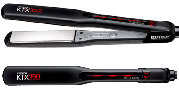 Izutech ktx450 Flat Iron Review