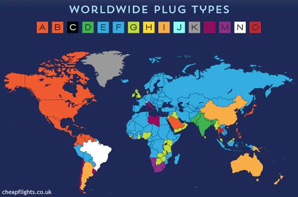 worldwide-plug-type