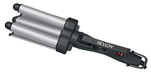 Revlon Perfect Heat Jumbo 3 Barrel Hair Waver
