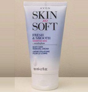 AVON Hair Removal Cream for Sensitive Skin