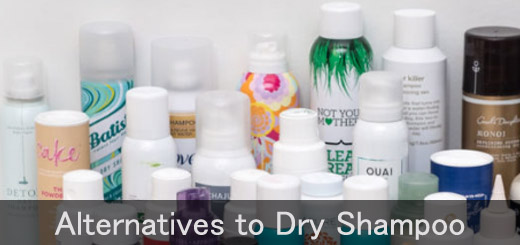 Alternatives to Dry Shampoo