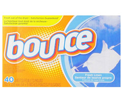 Bounce Dryer Sheets-Fresh Linen