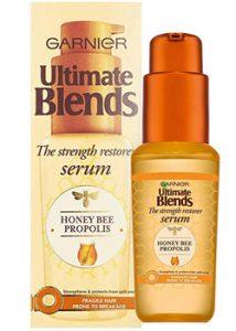 Garnier Ultimate Blends Honey Strengthening Hair Serum