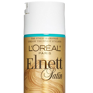 L'Oréal Paris Elnett Satin Extra Strong Hold Hairspray