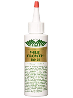 Wild Growth Oil for Hair Growth
