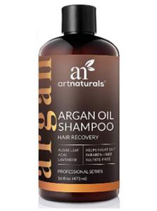 ArtNaturals Argan Oil Shampoo for Hair Regrowth