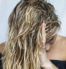 Beachy Waves for Curl Hair