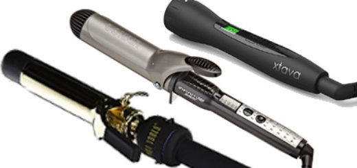 Ceramic Curling Iron