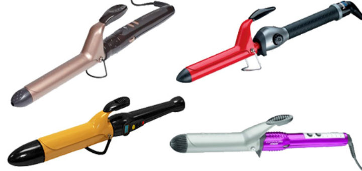 Dual Voltage Curling Irons