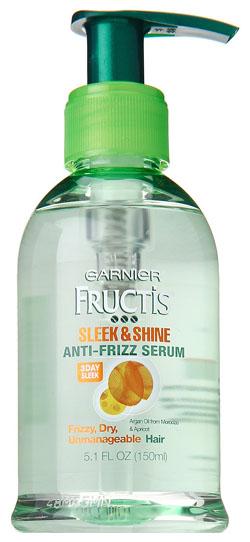 Garnier Hair Care Sleek & Shine Anti-frizz Serum