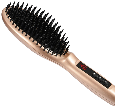 Bestidy Hair Straightening Brush