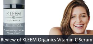 Kleem Organics Vitamin C Serum for Face