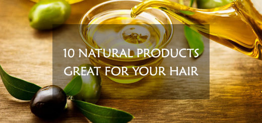 Natural Product for Hair Beauty