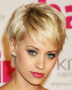Short Sassy Haircuts for Fine Hair