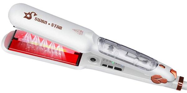MKBOO Steam Hair Straightener