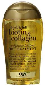 OGX Weightless Healing Oil Treatment