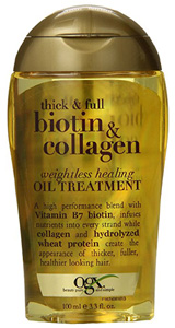 OGX Weightless Healing Oil Treatment