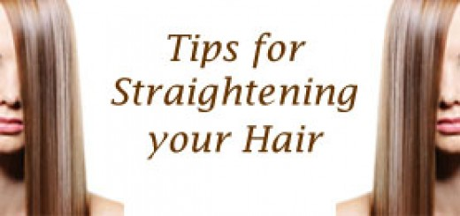 tips-for-straightening-hair