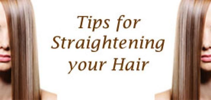 tips-for-straightening-hair
